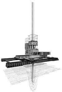 сваевдавливающая система МКС