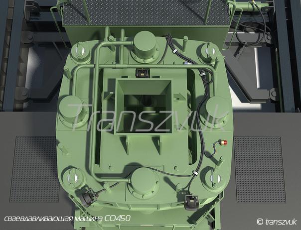 сваевдавливающая машина СО450